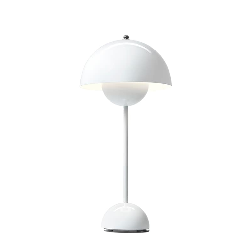 FlowerPot VP3 Bordslampa white