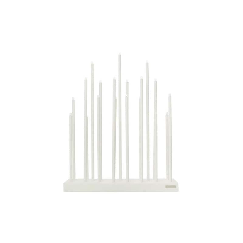 Elflugan Original Ljusstake Off white