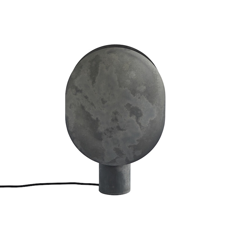 010047-1 CLAM TABLE LAMP OXI