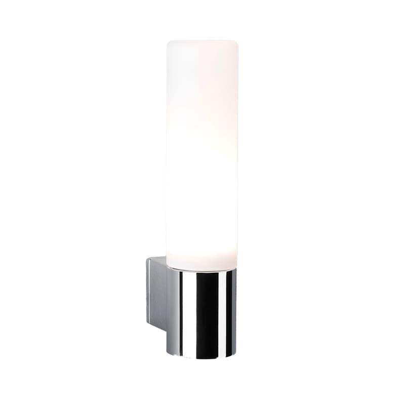 Bari Lampett vägglampa IP44 polerad krom