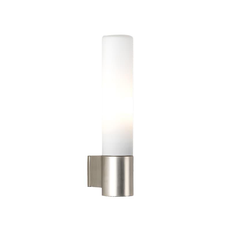 Bari Lampett vägglampa IP44 matt nickel