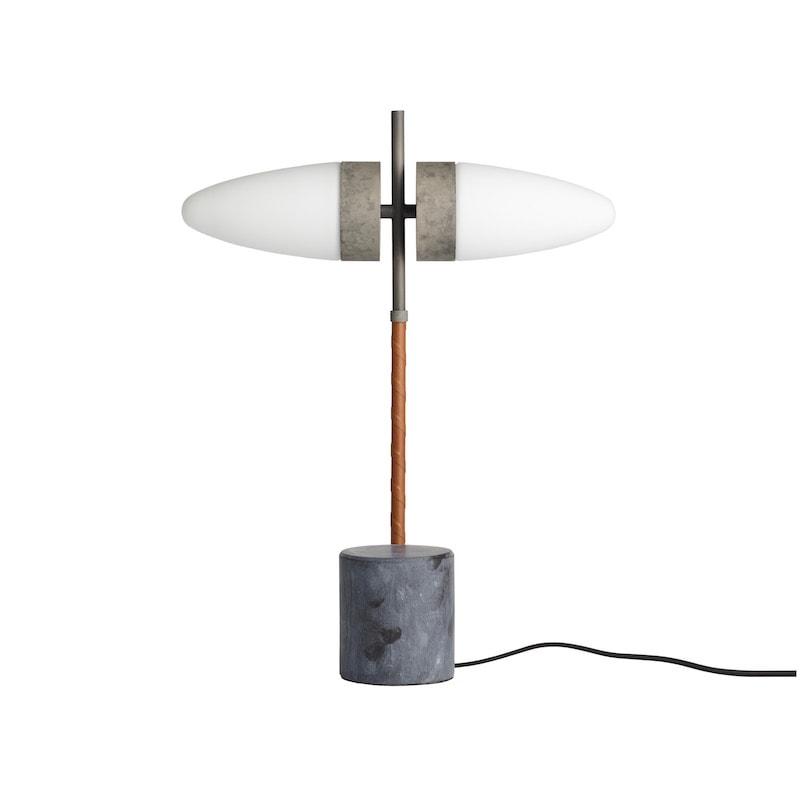 111095-1 BULL TABLE LAMP