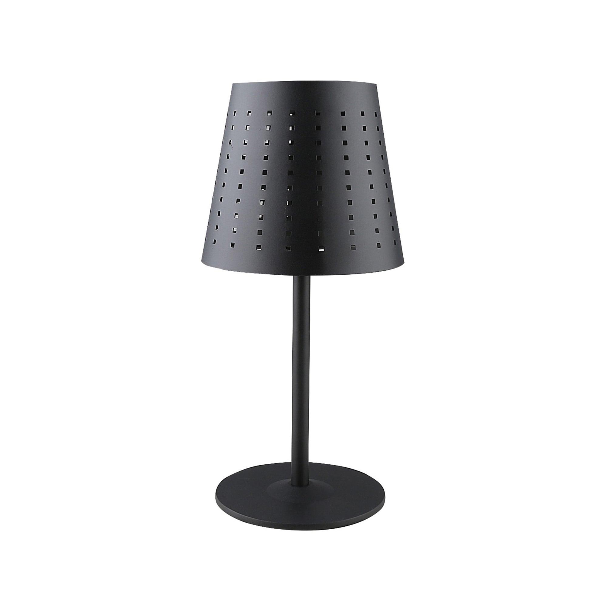 Alvar outdoor bordslampa svart