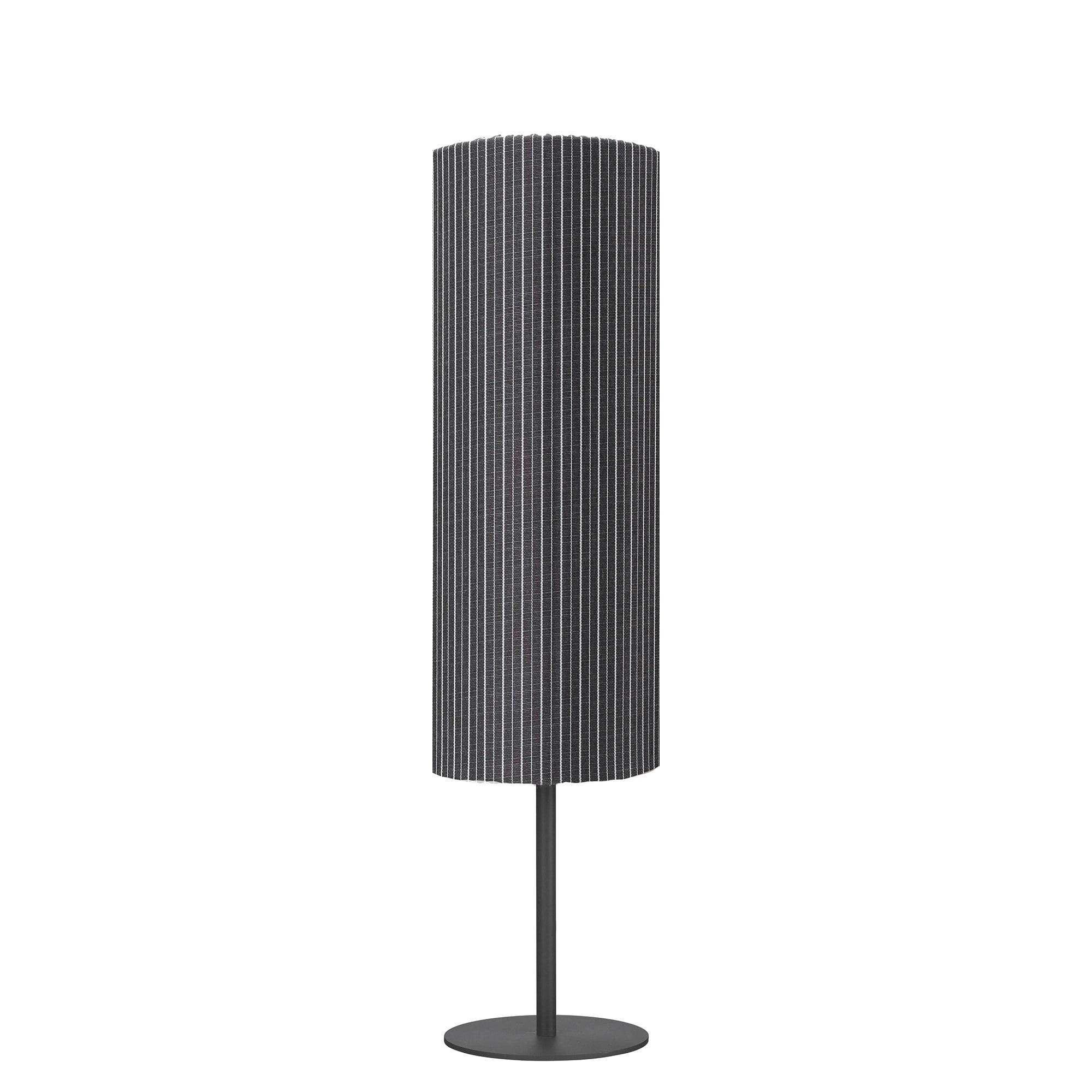 Agnar outdoor golvlampa grå rand