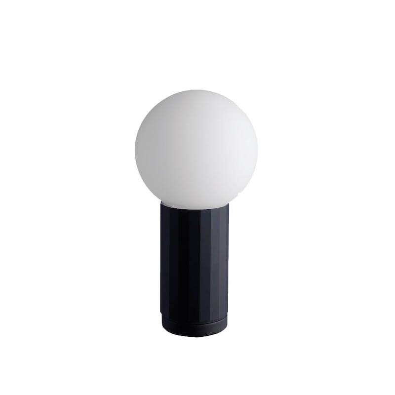 Turn On Bordslampa black