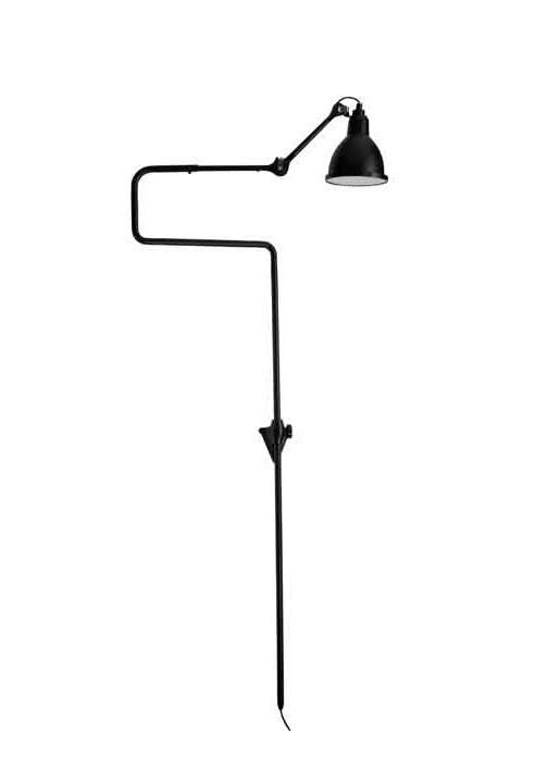 N°217 XL Outdoor round Vägglampa Rå koppar