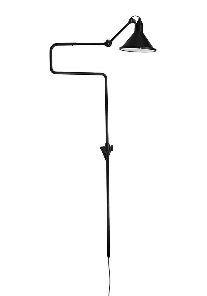 N°217 XL Outdoor conic Vägglampa Rå koppar