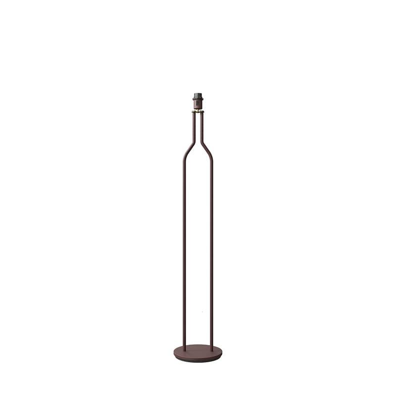 Bottle Golvlampa dark red