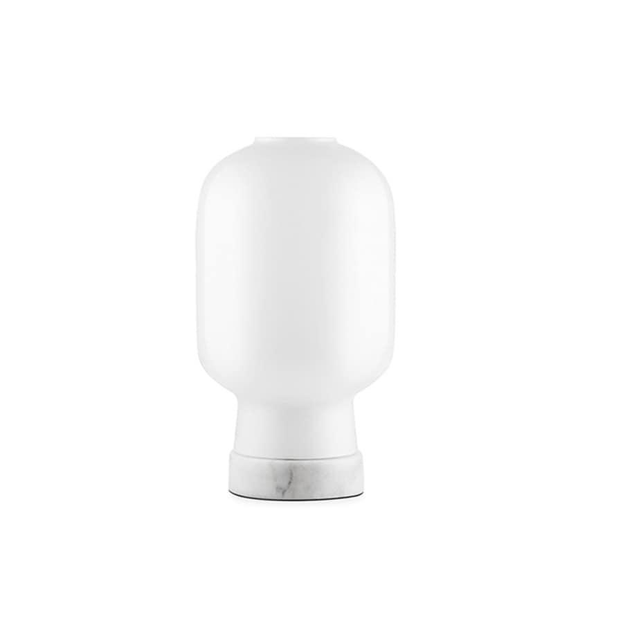 Amp Bordslampa white/white