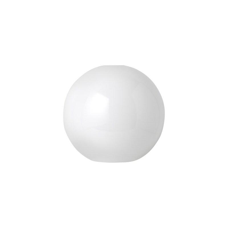 Collect opal sphere lampskärm vit