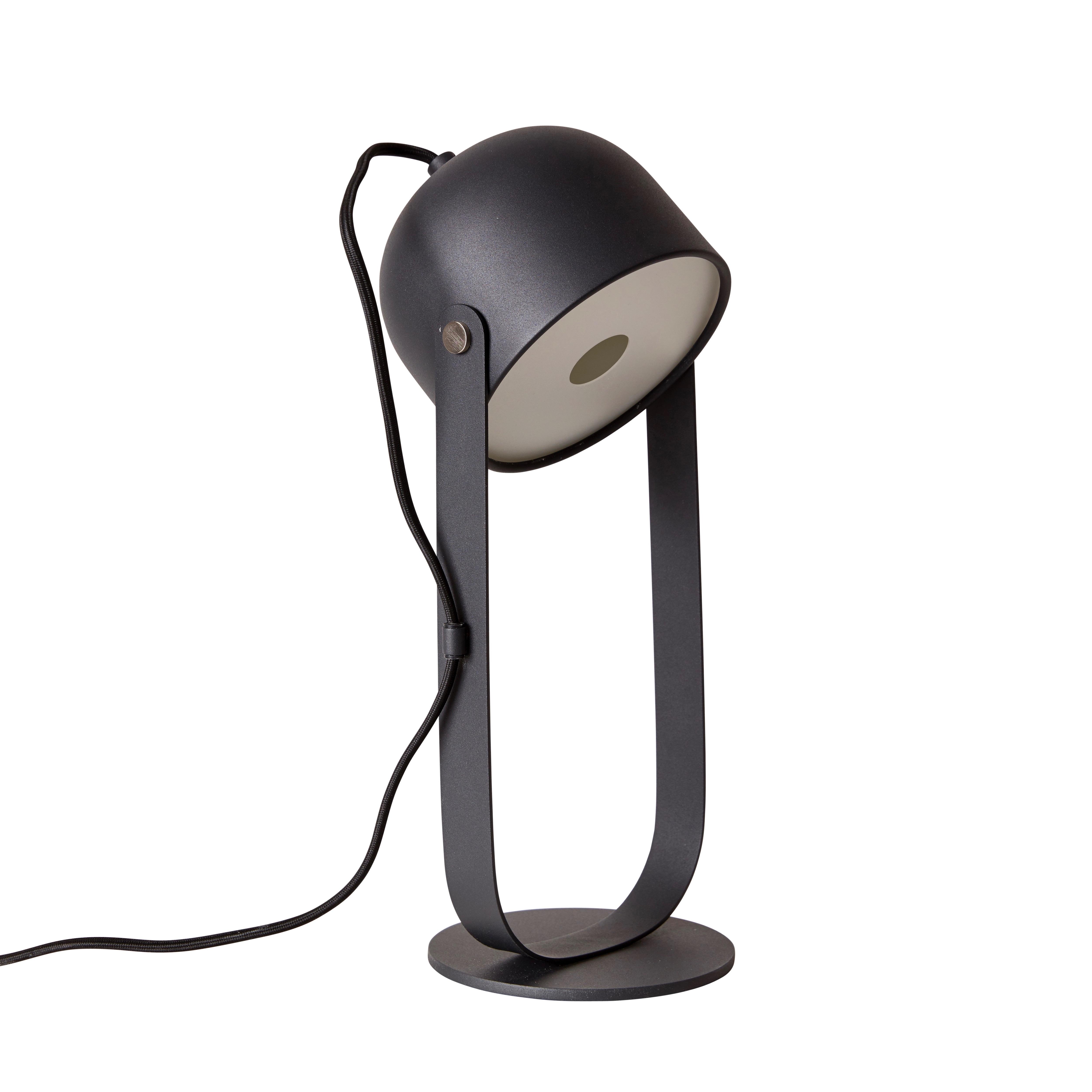 Svejk 13 bordslampa svart