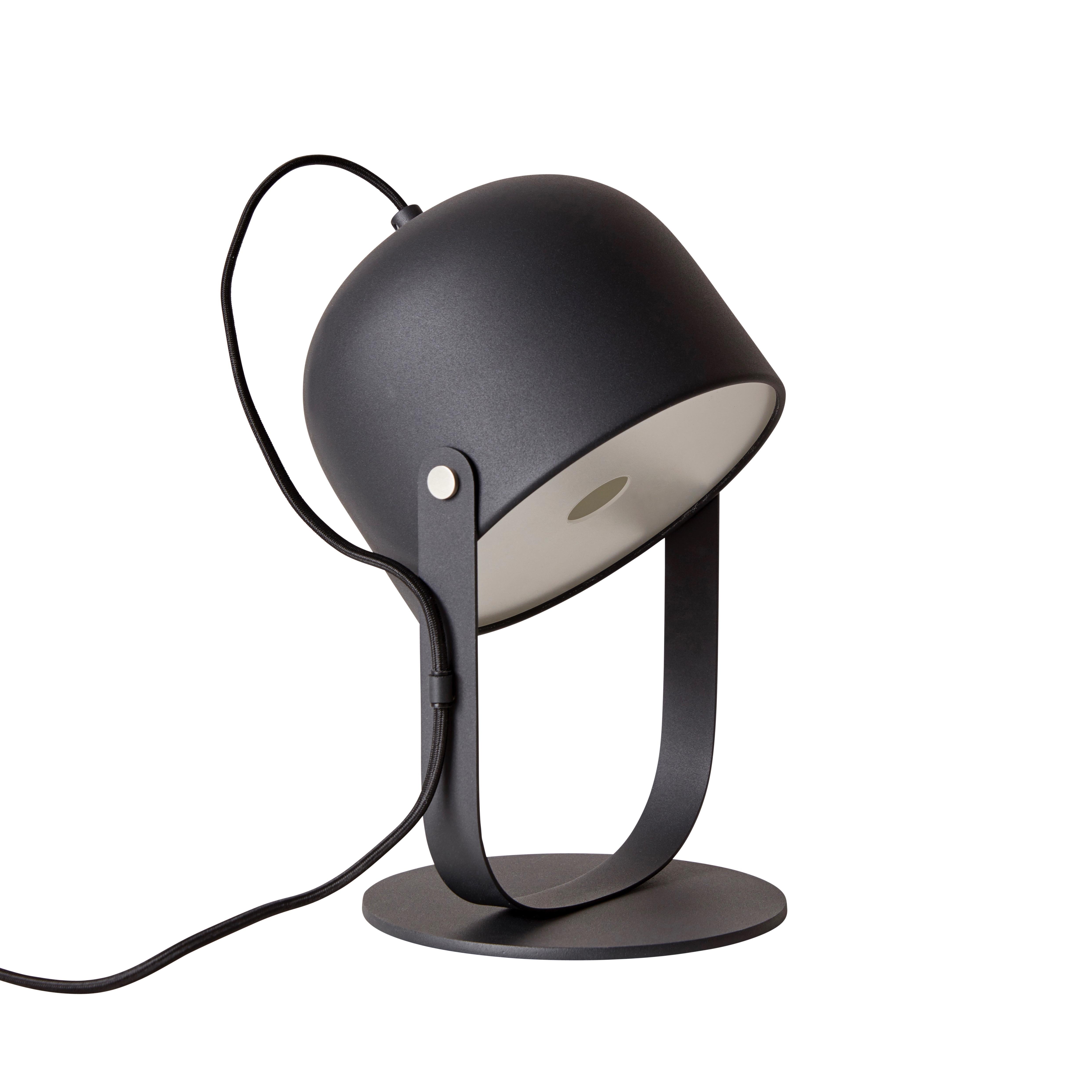 Svejk 18 bordslampa svart