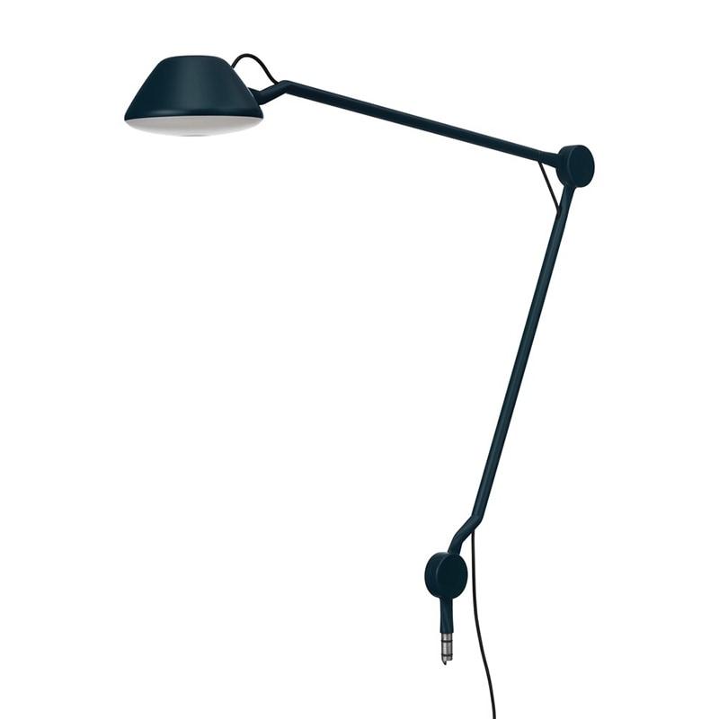 AQ01 plug-in Bordslampa midnatts blå