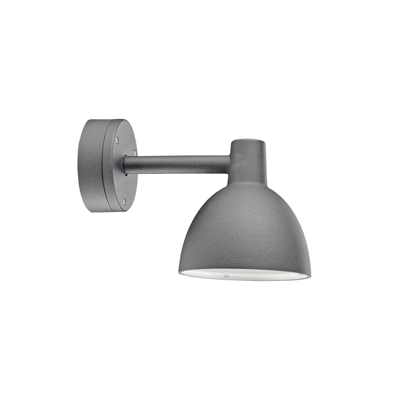 Toldbod 155 Vägglampa utebelysning aluminium
