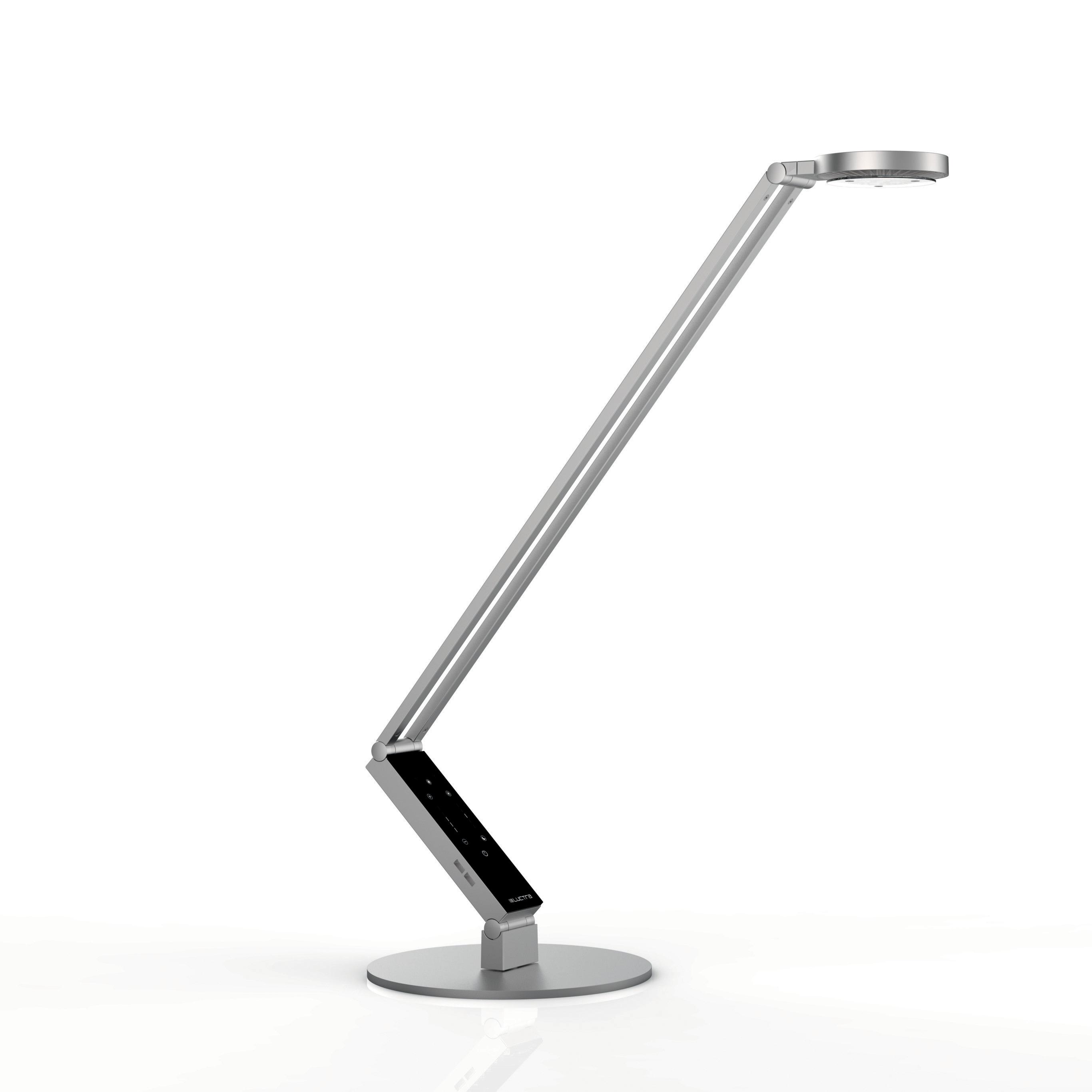 Radial bordslampa pro aluminium