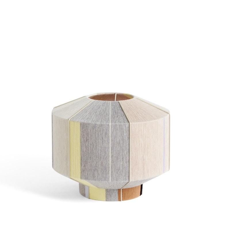 Bonbon Ø38 lampskärm tak/bordslampa city wool