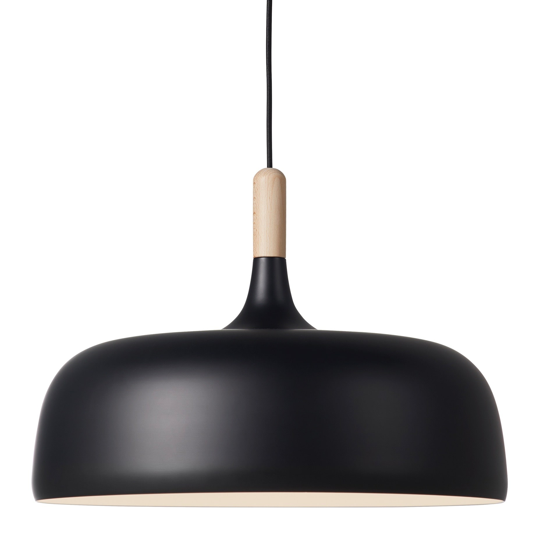 Acorn Taklampa svart
