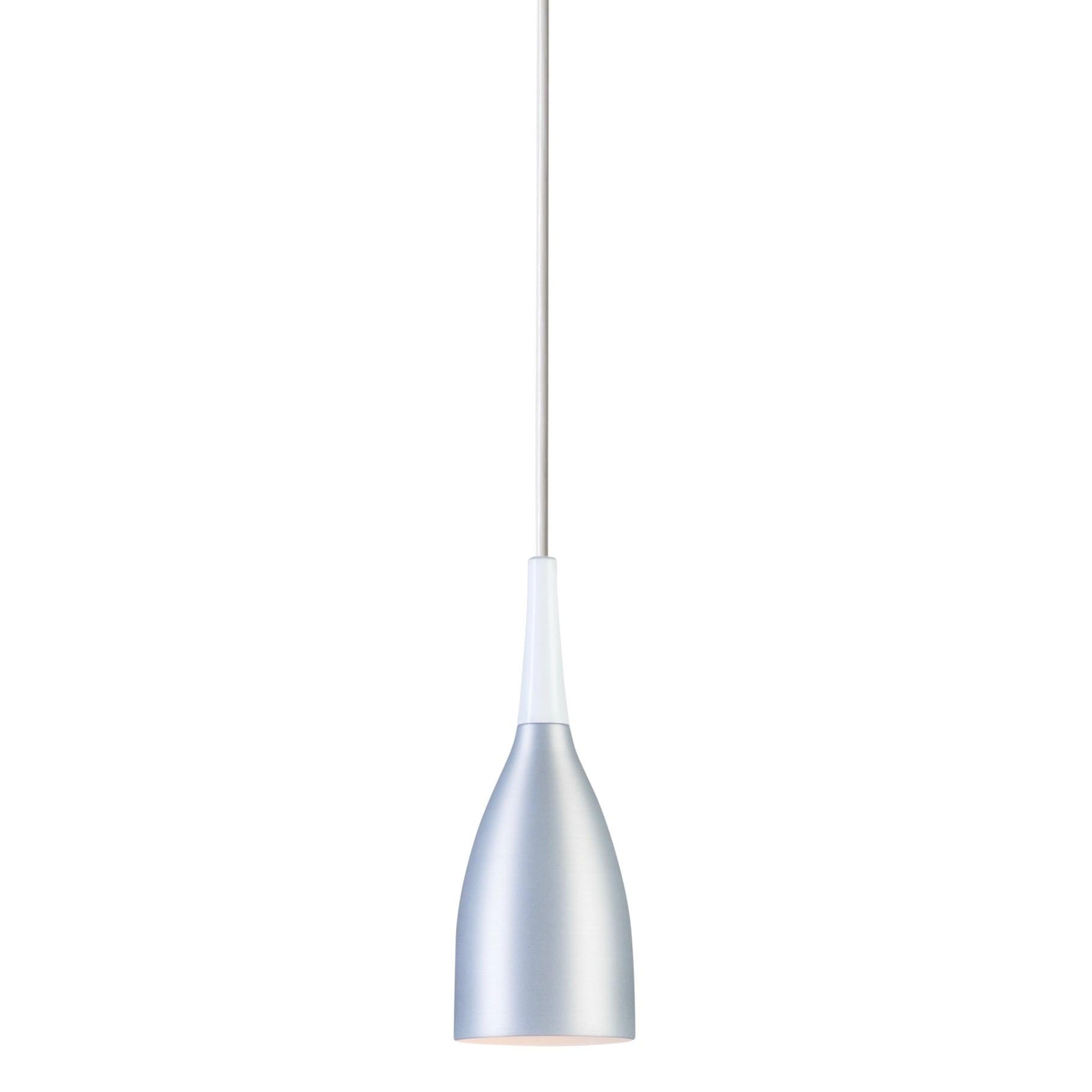 Anemon liten taklampa silveroxid