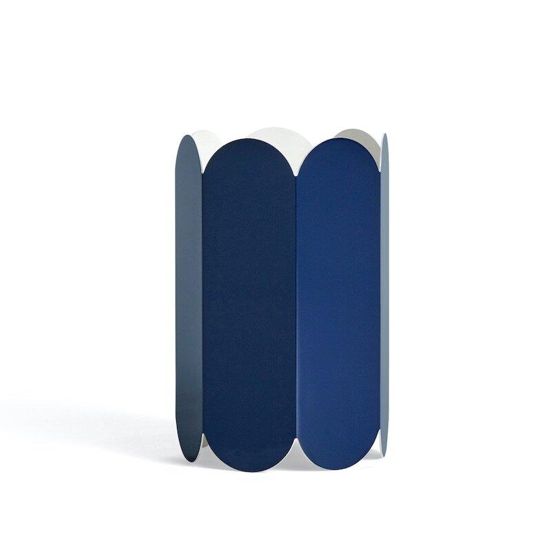 Arcs lampskärm kobalt blå
