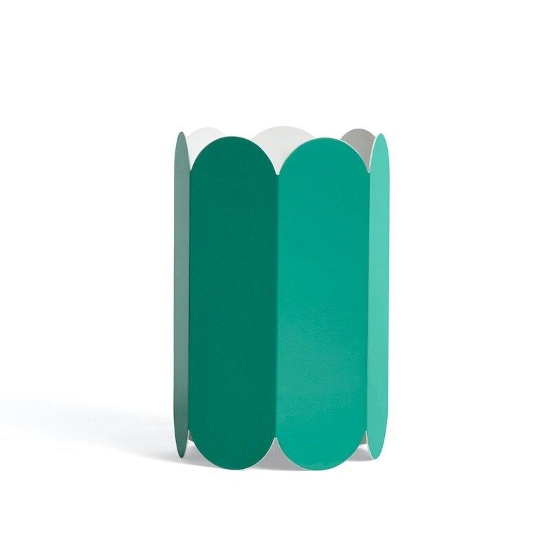 Arcs lampskärm sjögrön