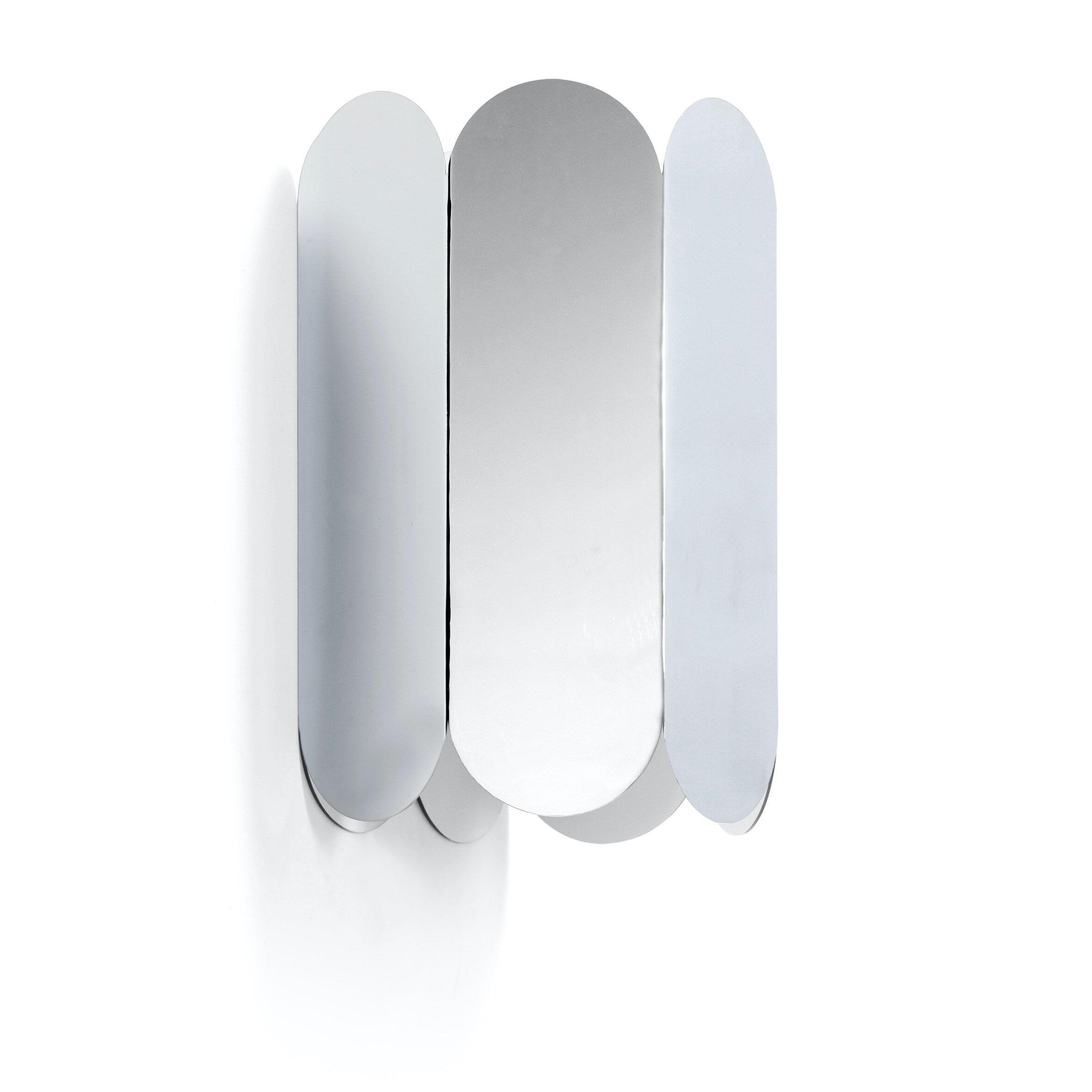 Arcs vägglampa Sconce spegel