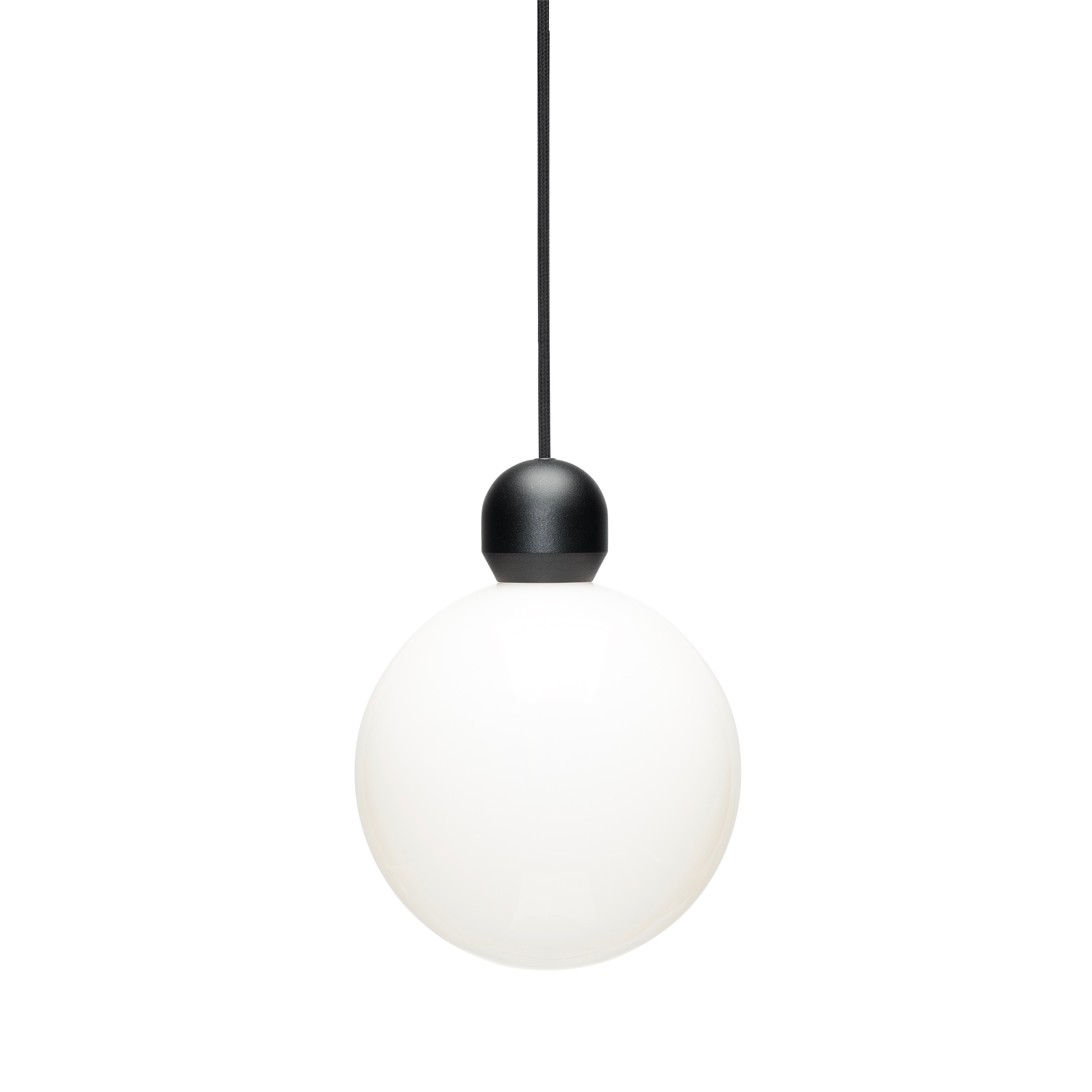 Atom Ø20 taklampa svart