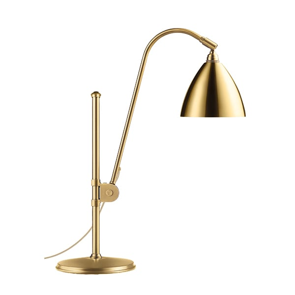BL1 Bordslampa all brass