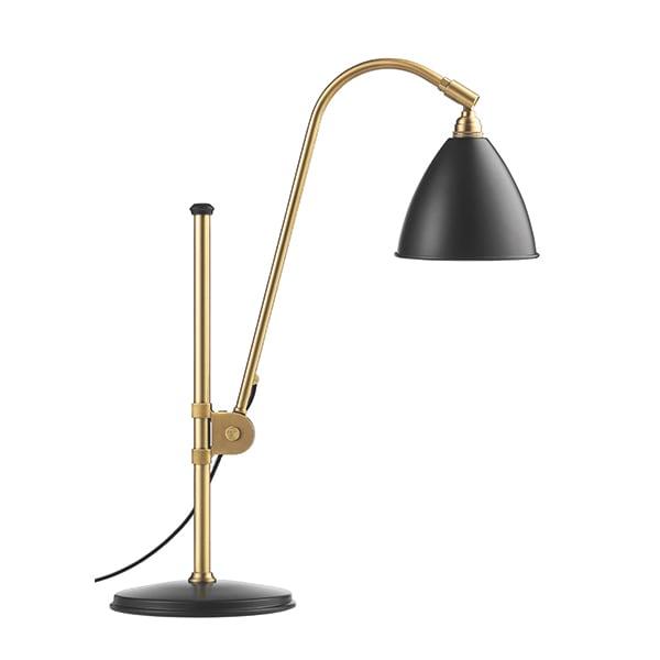 BL1 Bordslampa black/brass