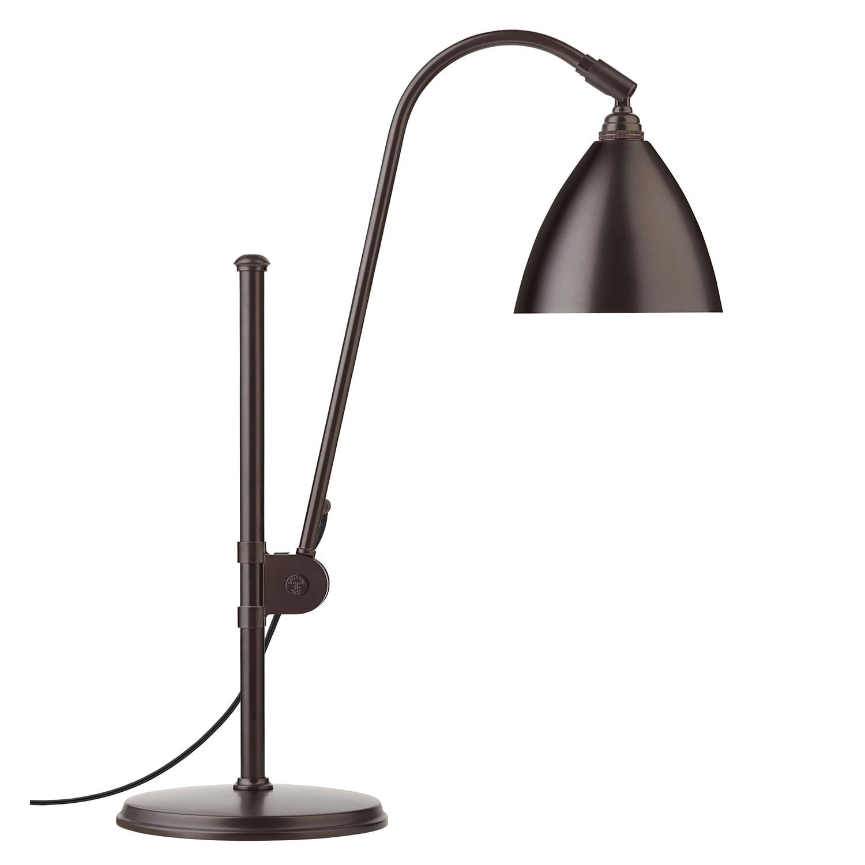 BL1 Bordslampa all black brass
