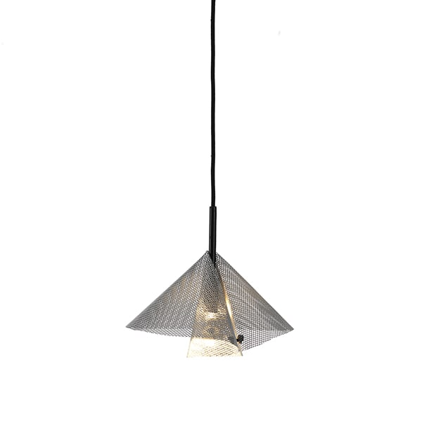 Diffus Ø30 taklampa silver