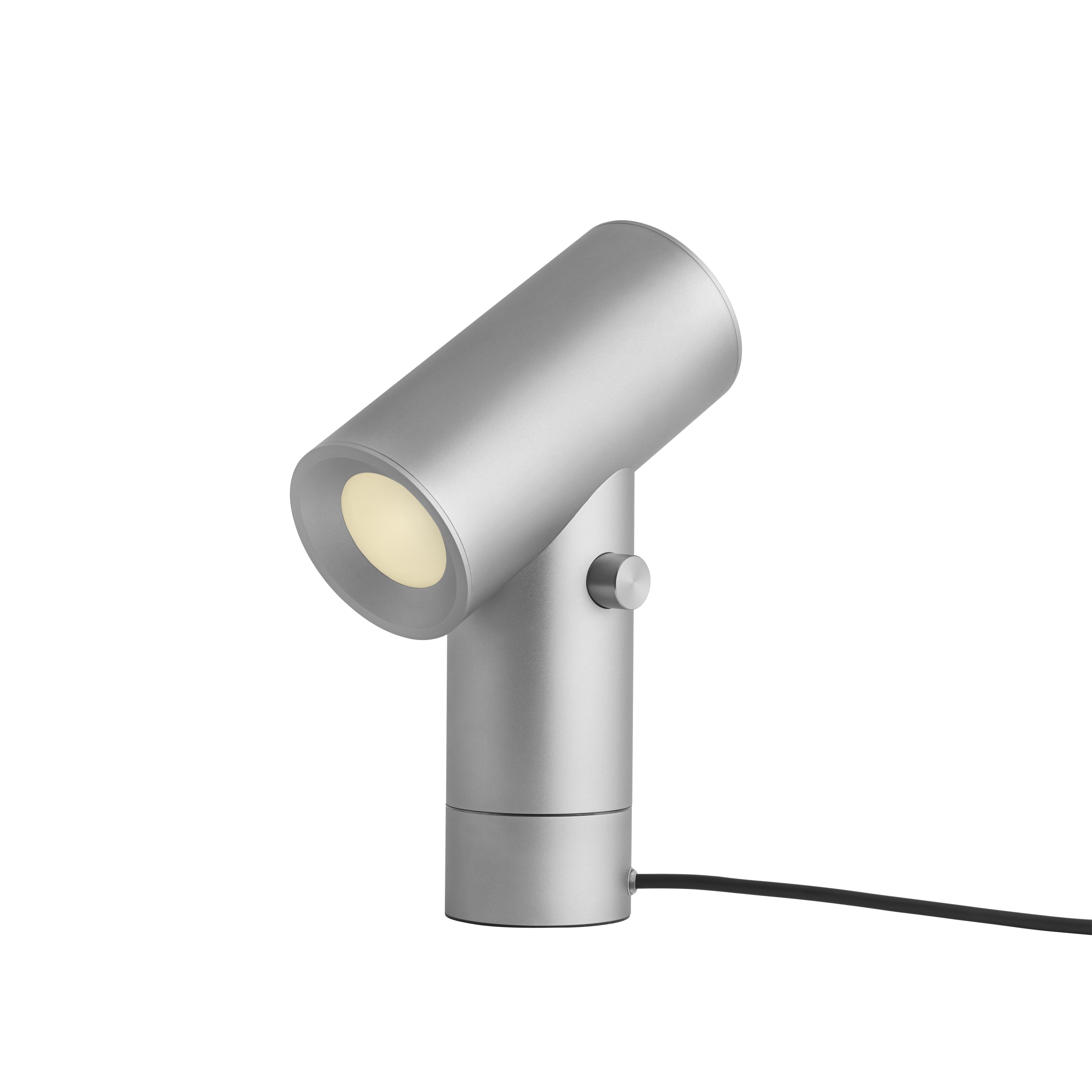 Beam bordslampa aluminium