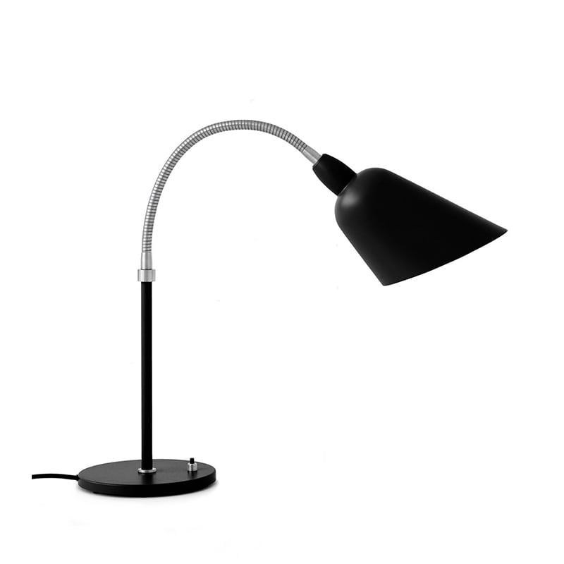 Bellevue AJ8 bordslampa black/steel