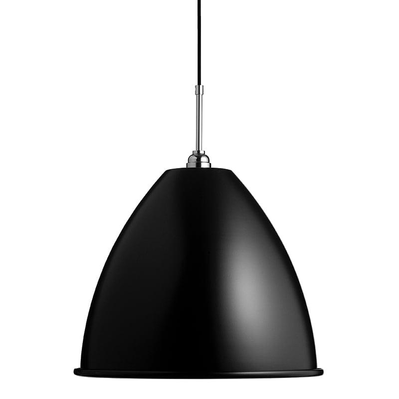 BL9 L Taklampa black/chrome