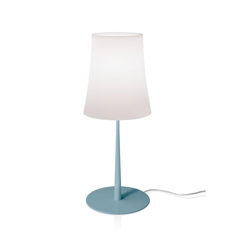 Birdie easy grande bordslampa ljusblå