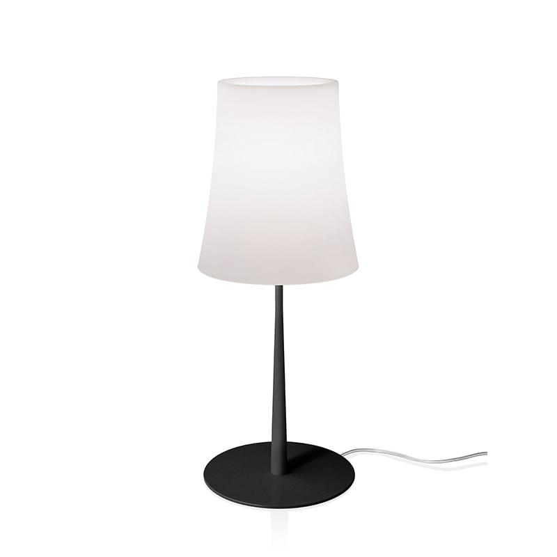 Birdie easy grande bordslampa svart
