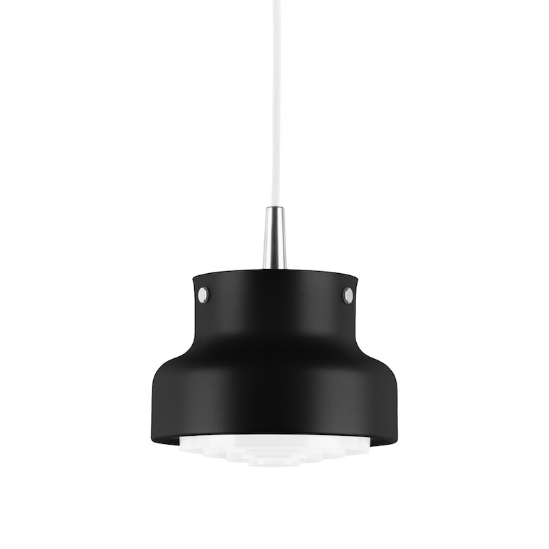 Bumling mini Ø250 taklampa svart struktur