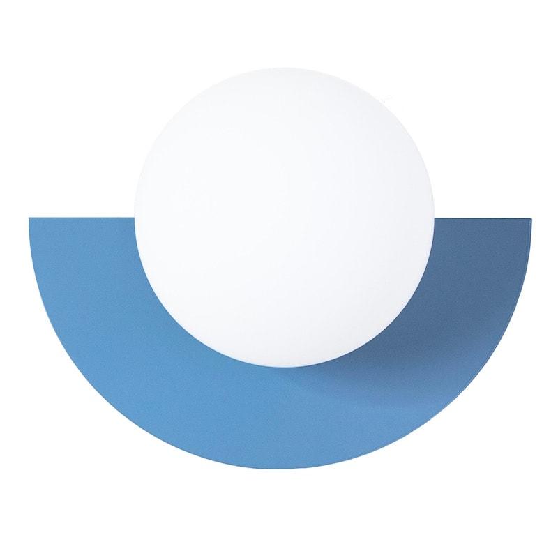 C Lamp Big Vägglampa himmelsblå