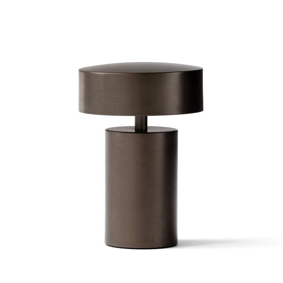 Column bordslampa brons