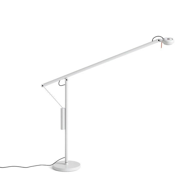 Fifty-Fifty bordslampa ash grey