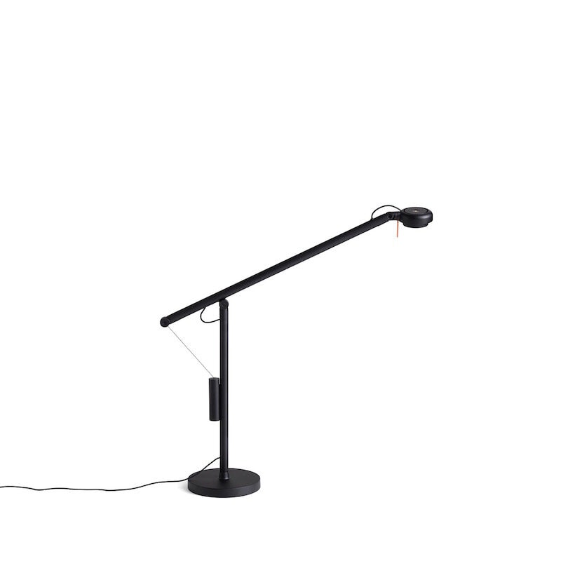 Fifty-Fifty mini bordslampa soft black