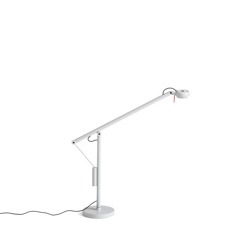 Fifty-Fifty mini bordslampa ash grey