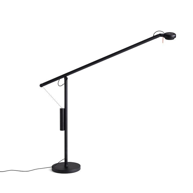 Fifty-Fifty bordslampa soft black