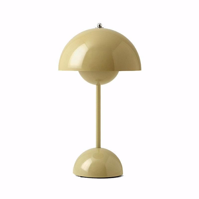 Flowerpot VP9 bordslampa Portable Pale Sand