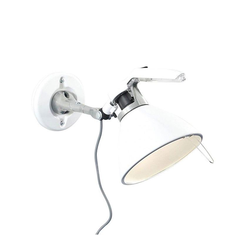 Fortebraccio D33Nsp.100 Vägglampa Vit