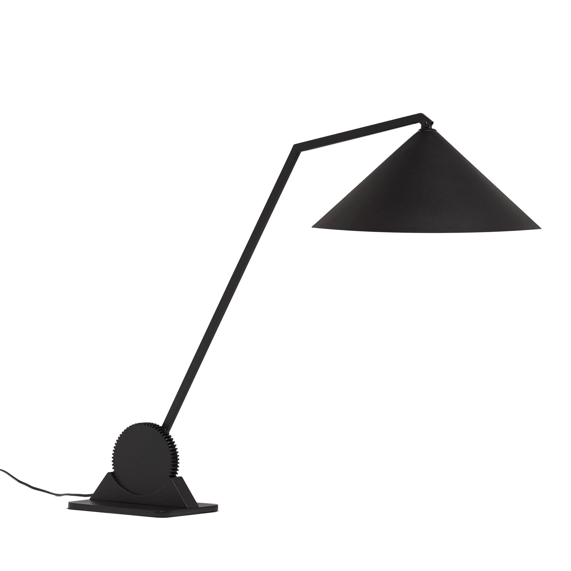 Gear bordslampa svart