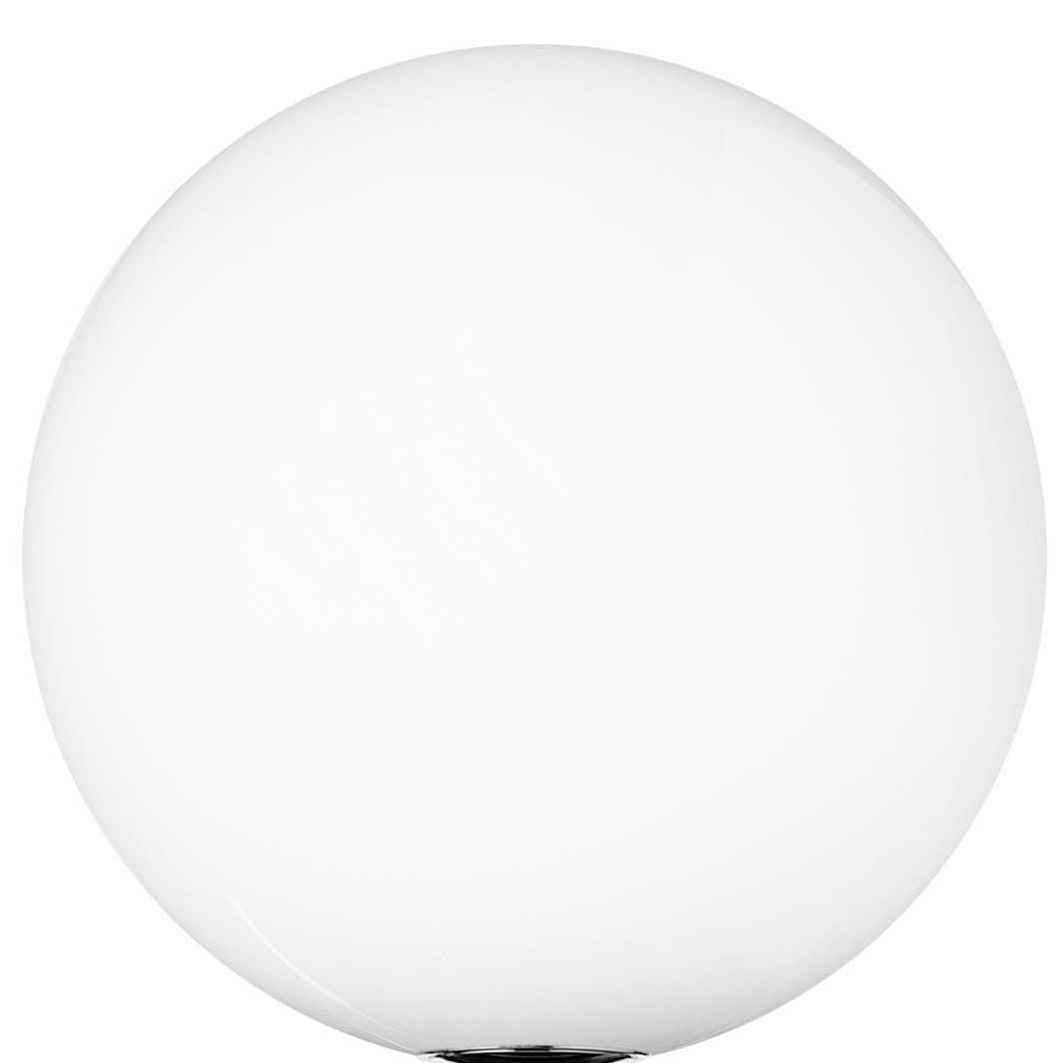 IC Light 2 reservglas krom