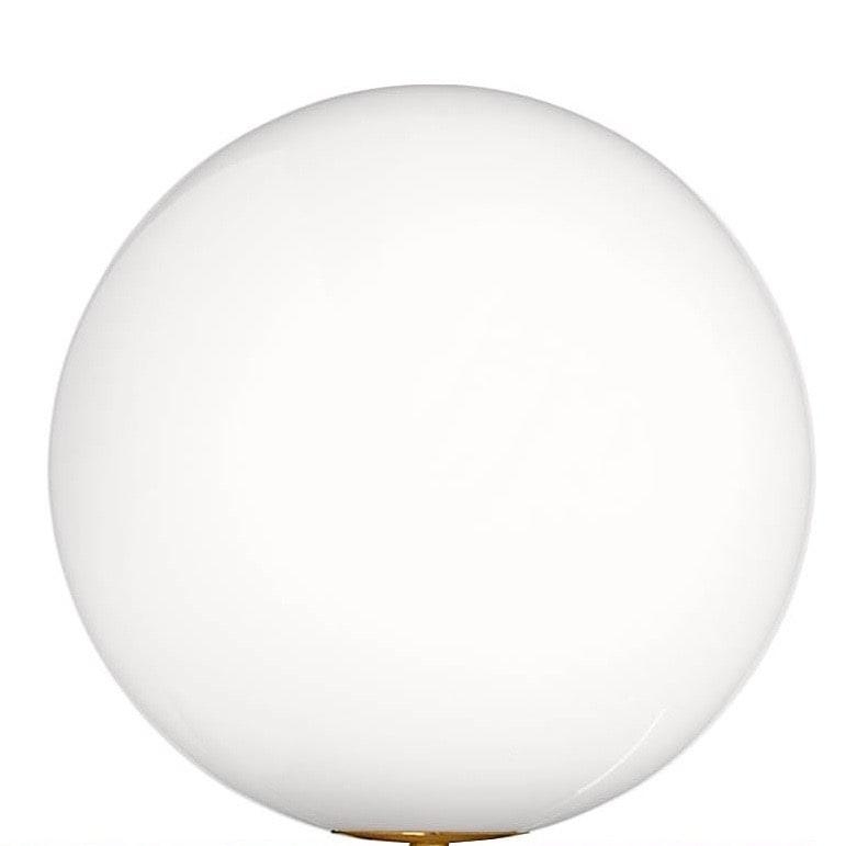 IC Light 1 reservglas mässing