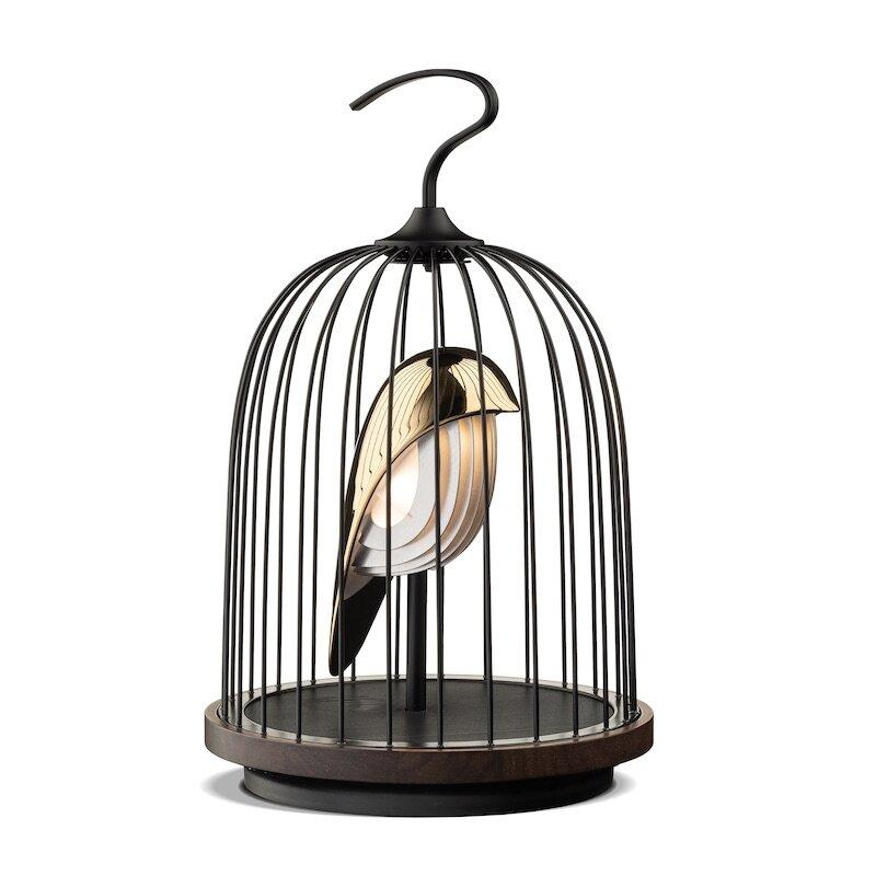 Jingoo bordslampa/högtalare the phoenix