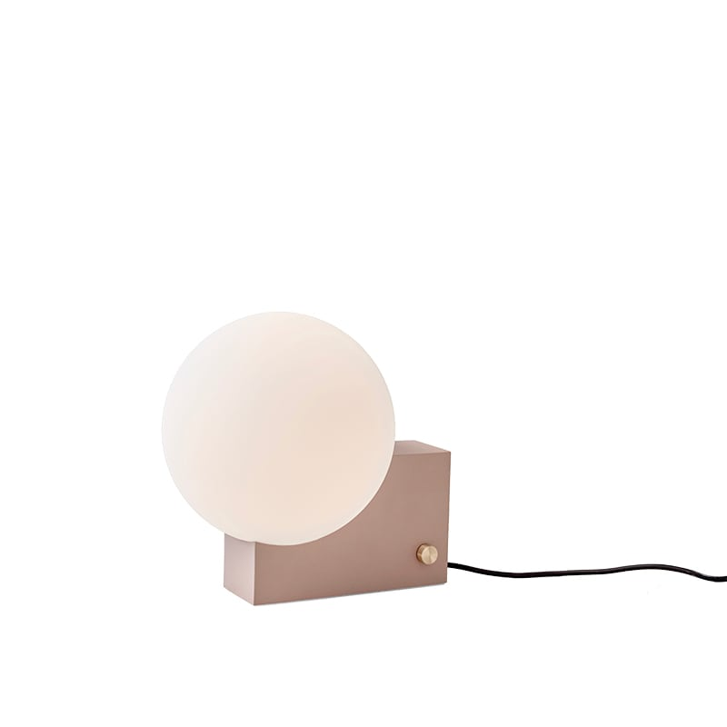 Journey SHY1 vägg/bordslampa clay