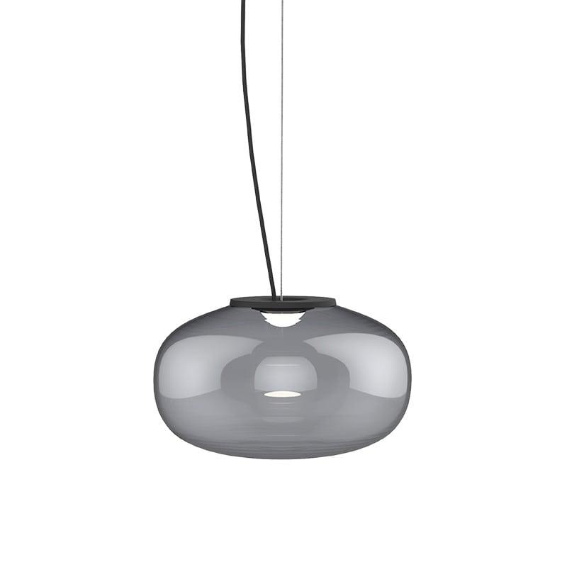 Karl-Johan-Pendant-Smoked-Glass,-Small